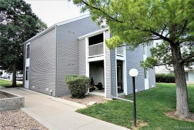 Denver Condo/Townhouse Active: 3323 South Monaco Parkway #C