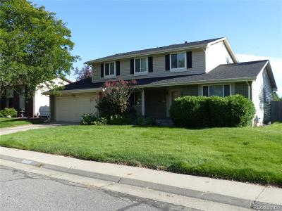 Arvada Single Family Home Active: 11780 West 72nd Place