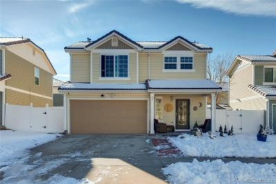Denver Single Family Home Active: 19436 March Drive