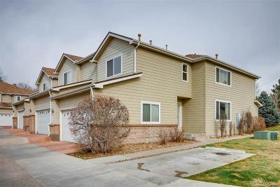 Denver Condo/Townhouse Active: 3405 South Lowell Boulevard #5