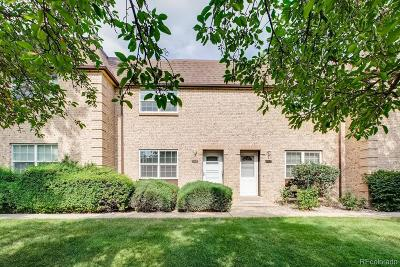 Littleton Condo/Townhouse Under Contract: 5507 South Lowell Boulevard