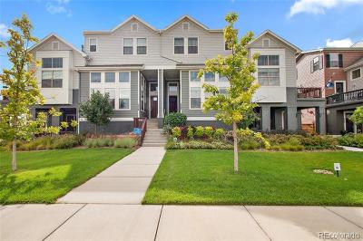 Denver Condo/Townhouse Active: 5960 North Dallas Street