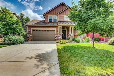 Boulder County Single Family Home Active: 405 Raymond Court