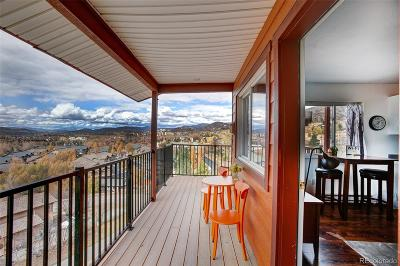 Steamboat Springs Condo/Townhouse Under Contract: 3295 Apres Ski Way #A12