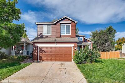 Parker Single Family Home Active: 8745 Snowbird Way
