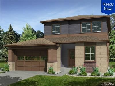 Aurora Single Family Home Active: 7957 South Grand Baker Way