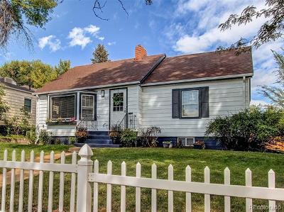 Longmont Single Family Home Active: 1616 3rd Avenue