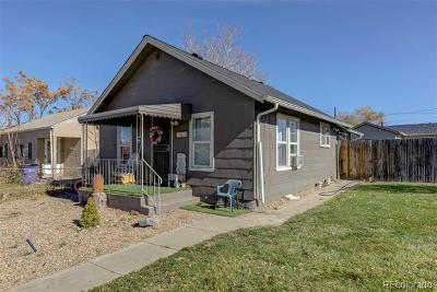 Denver Single Family Home Active: 4700 Clayton Street #4702
