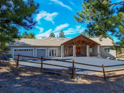 Larkspur CO Single Family Home Active: $1,199,950