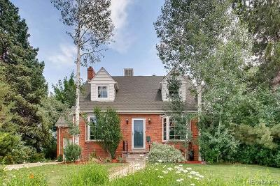 Single Family Home Active: 3410 South Ash Street