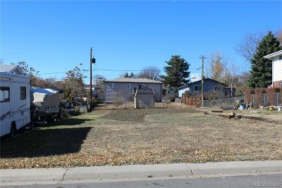Englewood Residential Lots & Land Under Contract: 4565 South Knox Court