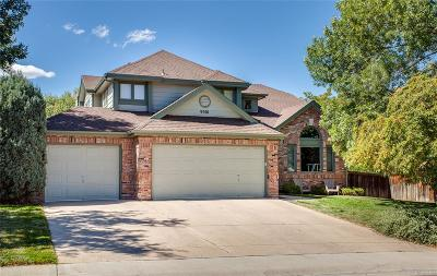 Highlands Ranch Single Family Home Active: 9301 Cornell Circle