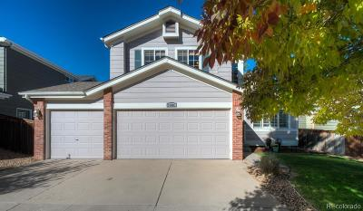 Littleton Single Family Home Under Contract: 10481 Tiger Run