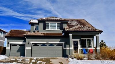 Parker Single Family Home Active: 16537 East Hollow Horn Avenue