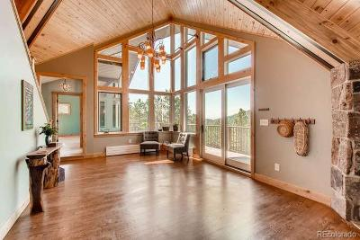 Boulder Single Family Home Active: 4138 Lee Hill Drive