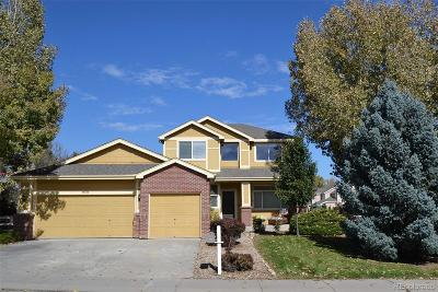 Longmont Single Family Home Active: 606 Teal