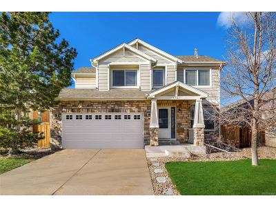 Aurora Single Family Home Active: 4761 South Flat Rock Court