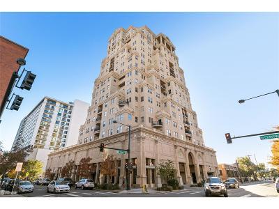 Denver Condo/Townhouse Active: 300 West 11th Avenue #5C