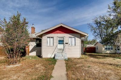 Brighton, Henderson, Hudson, Lochbuie Single Family Home Active: 250 South 4th Avenue