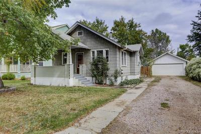 Berthoud Single Family Home Under Contract: 144 Welch Avenue