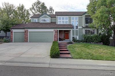 Castle Rock Single Family Home Active: 4948 Rocky Mountain Drive