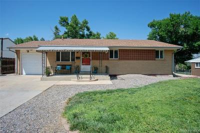 Denver CO Single Family Home Active: $339,000
