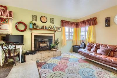 Englewood Single Family Home Active: 2070 West Iliff Avenue