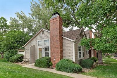 Littleton Condo/Townhouse Under Contract: 9695 West Chatfield Avenue #A