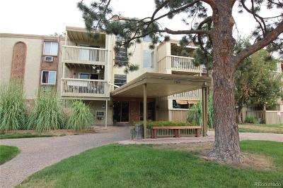 Denver Condo/Townhouse Active: 1300 South Parker Road #310