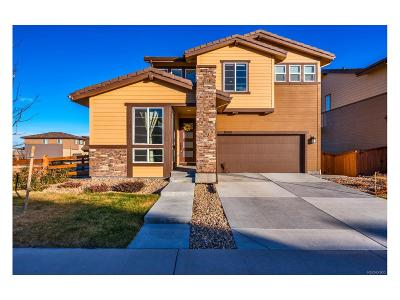 Parker Single Family Home Under Contract: 10890 Touchstone Loop