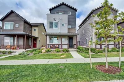 Boulder Single Family Home Active: 4767 10 Street