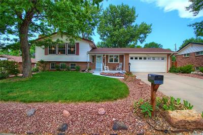 Wheat Ridge Single Family Home Under Contract: 2633 Teller Street