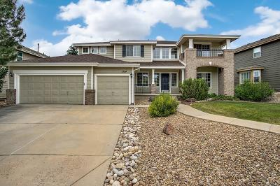 Highlands Ranch Single Family Home Active: 5754 Glenstone Lane
