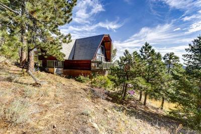 Golden Single Family Home Active: 11648 Overlook Road