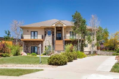 Arvada Single Family Home Under Contract: 7052 Vance Street