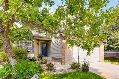 Broomfield Single Family Home Under Contract: 12525 Forest View Street
