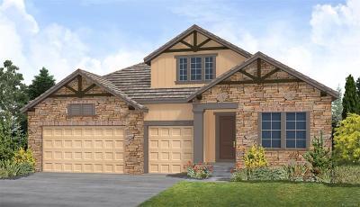 Broomfield Single Family Home Under Contract: 16008 Humboldt Peak Drive