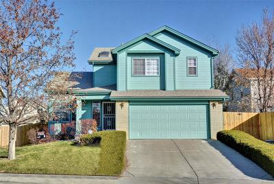 Arvada Single Family Home Under Contract: 10483 West 82nd Avenue