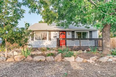 Single Family Home Sold: 1780 South Umatilla Street