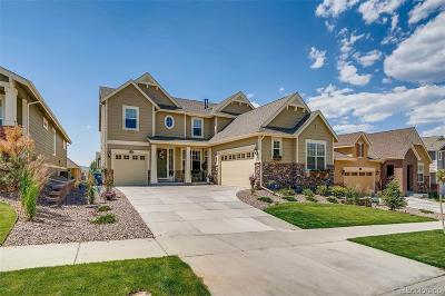 Arvada Single Family Home Active: 18790 West 85th Drive