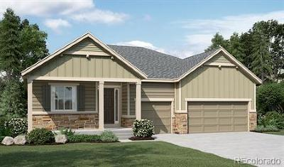 Parker CO Single Family Home Active: $683,888