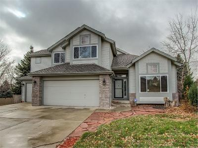 Broomfield Single Family Home Under Contract: 135 Peregrine Circle