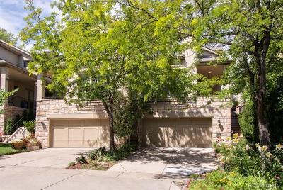Denver Single Family Home Active: 585 Garfield Street