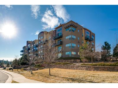 Englewood Condo/Townhouse Under Contract: 9019 East Panorama Circle #D