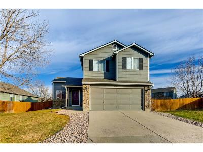 Castle Rock Single Family Home Active: 3747 Black Feather Trail