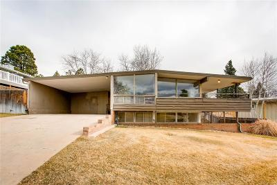Englewood Single Family Home Under Contract: 5156 South Elati Drive