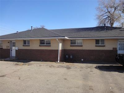 Aurora Multi Family Home Active: 12860 East 13th Place