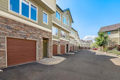 Littleton Condo/Townhouse Active: 2943 West Riverwalk Circle