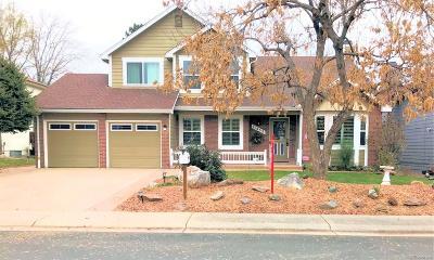 Aurora Single Family Home Active: 11455 East Warren Avenue