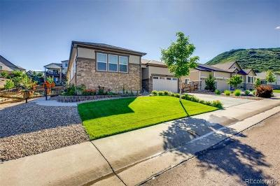 Castle Rock Single Family Home Active: 2920 Bagpipe Lane